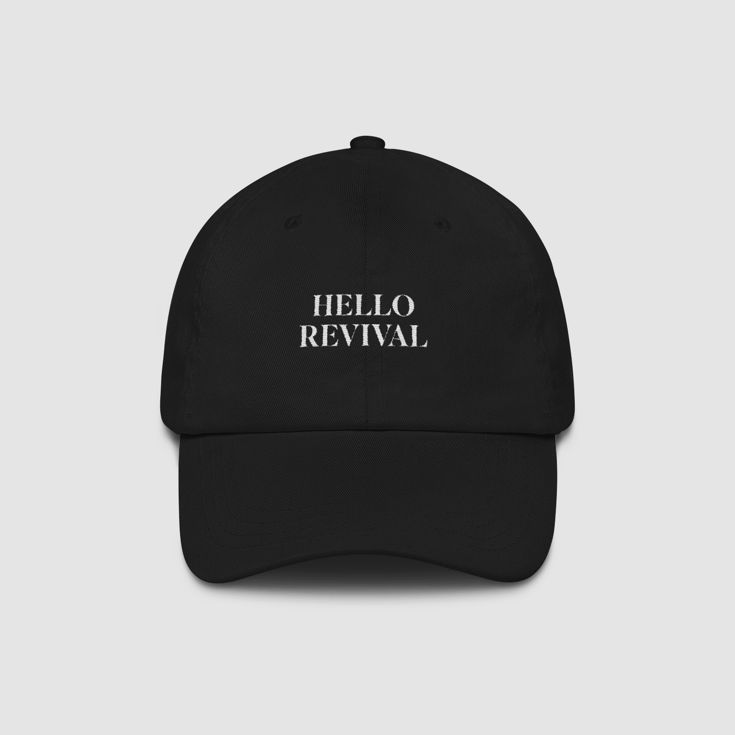 Hello Revival Logo Cap - Hello Revival