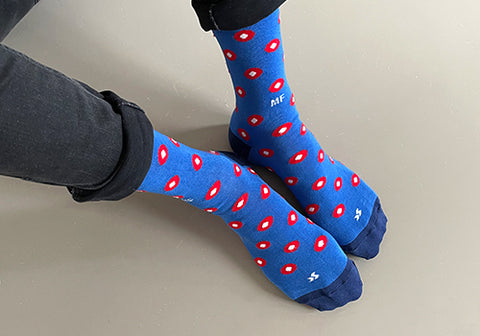 Father's Day socks - socks with patterns for Father's Day | dstinctive