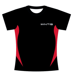 MANTIS Accelerator Performance Cool Dry Ladies Tee (Small logo)