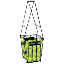 Load image into Gallery viewer, MANTIS Tennis Ball Pick Up Basket (Holds 72 Balls)