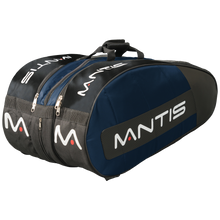 Load image into Gallery viewer, MANTIS Racquet Thermo Bag - Blue/Black 12-Pack