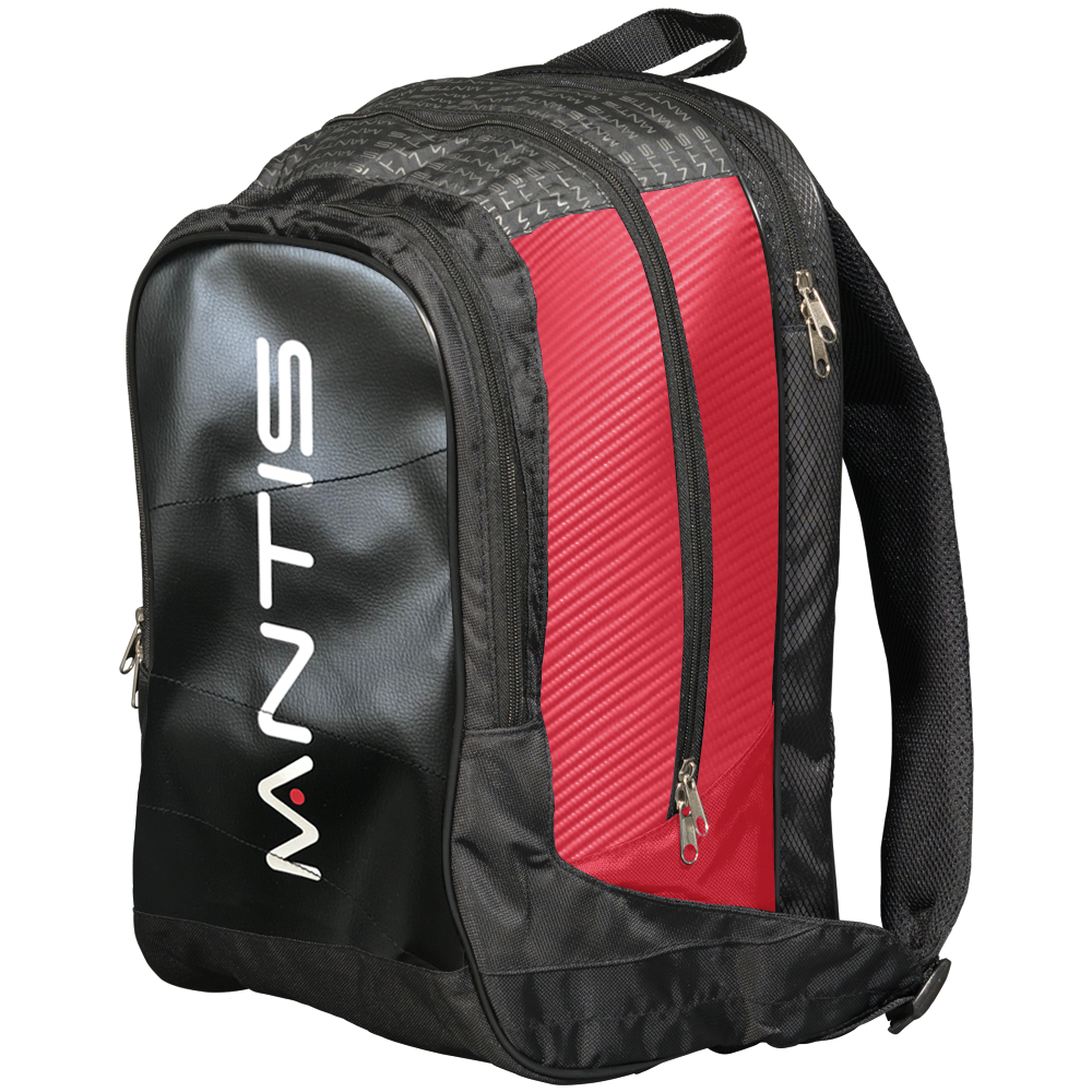 MANTIS Pro Tennis Backpack (Red)