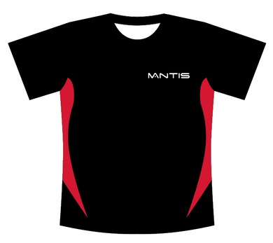 MANTIS Accelerator Performance Cool Dry Men's Tee (Small logo)