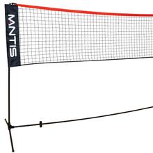 Load image into Gallery viewer, MANTIS Mini Tennis / Badminton Net - 3m