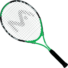 "Load image into Gallery viewer, MANTIS 25"" Alloy Junior Tennis Racquet"