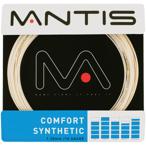 MANTIS Comfort Synthetic String Set- Natural 1.30mm (12m)