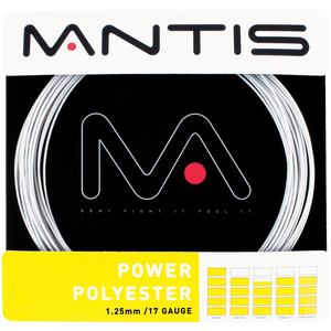 MANTIS Power Polyester String Set (12m)