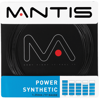 MANTIS Power Synthetic String Set (12m)
