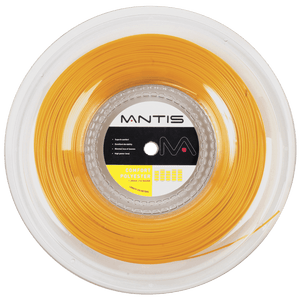 MANTIS Comfort Polyester String Reel- Orange (200m)