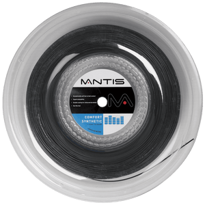 MANTIS Comfort Synthetic String Reel- Black 1.30mm (200m)
