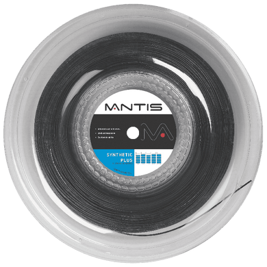 MANTIS Synthetic Plus String Reel- Black 1.30mm (200m)