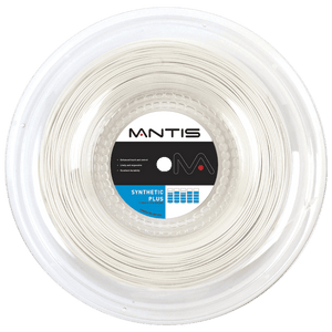 MANTIS Synthetic Plus String Reel- White 1.30mm (200m)