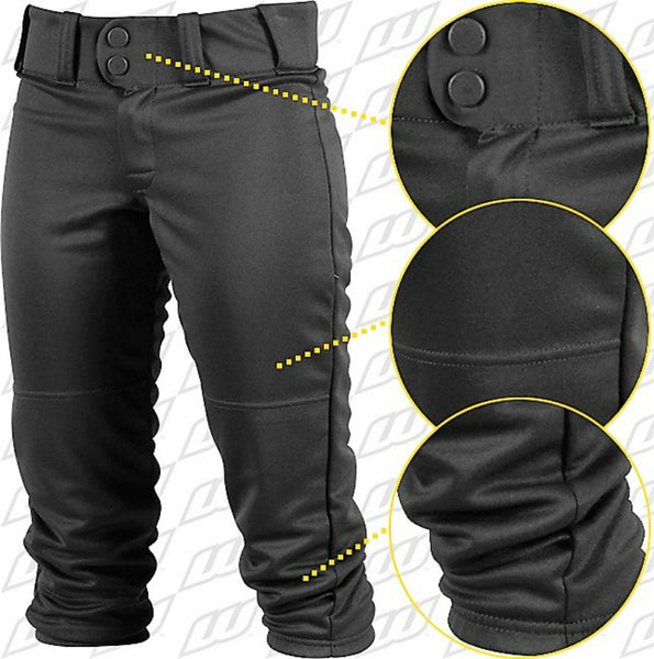 WORTH WB150 WOMEN'S FPEX PLUSH LOW RISE FASTPITCH SOFTBALL PANT