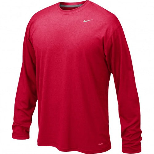 Nike Men's Legend Poly Long Sleeve Tee