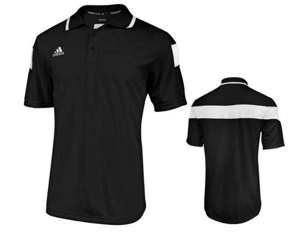 adidas Men's Climalite Shockwave Sideline Polo