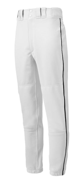 YOUTH MIZUNO SELECT PIPED BASEBALL PANT