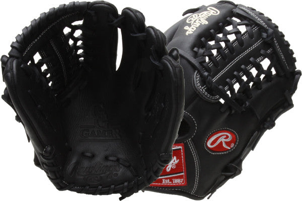 RAWLINGS SPECIAL EDITION GOLD GLOVE GAMER PITCHER/INFIELD GLOVE RIGHT HAND THROWER 12""