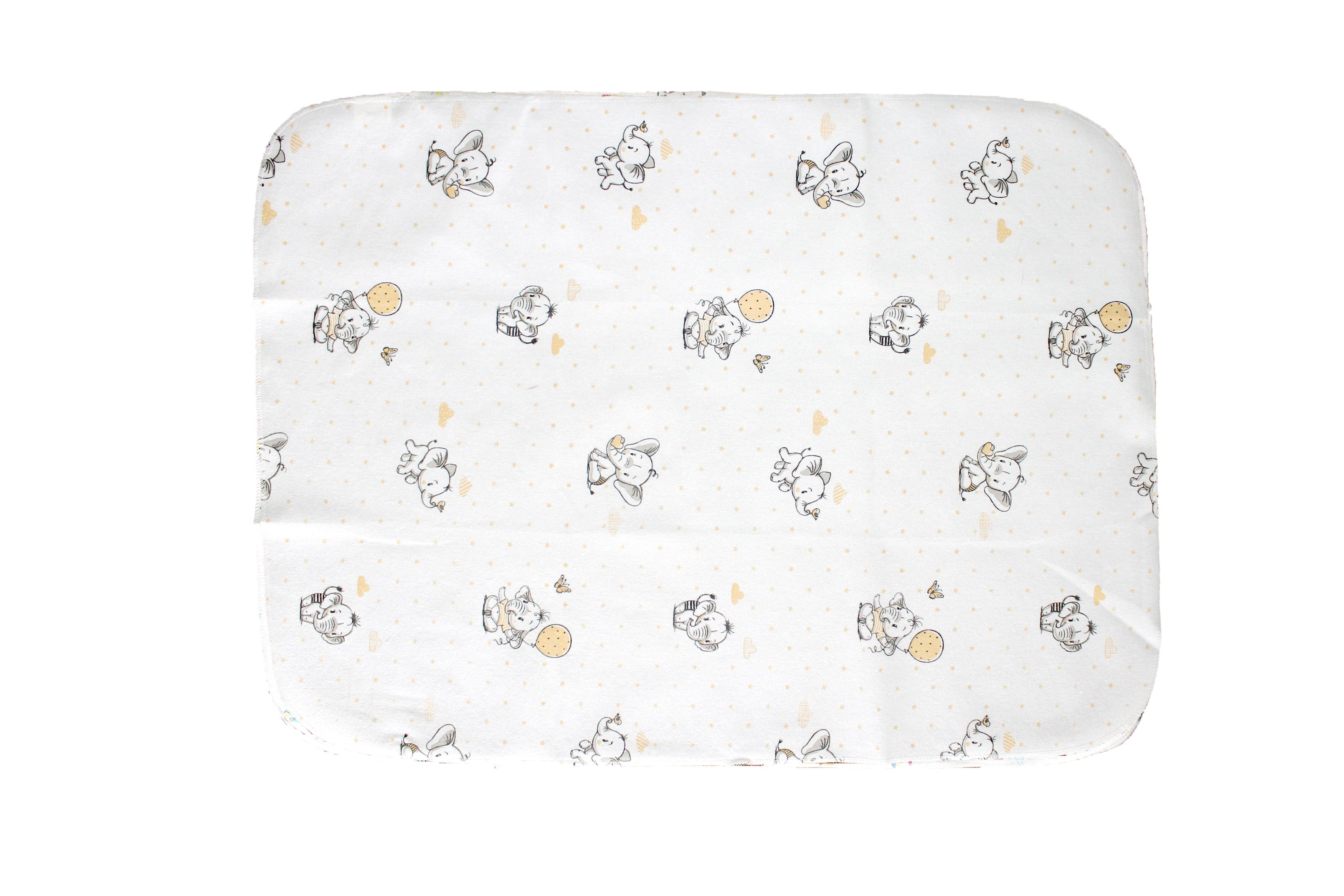 Baby Elephant Changing Mat