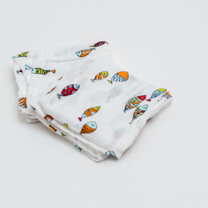 of-fish-ally awesome muslin squares