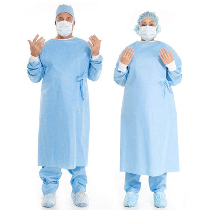 Surgical Gowns AAMI Level 3 (100 Gowns/Case)