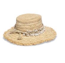 Load image into Gallery viewer, Nikki Beach Boheme Beach Hat