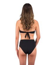 Load image into Gallery viewer, Rhys Twist Bandeau Bikini Top
