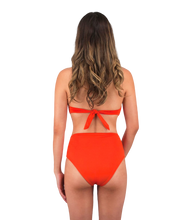 Load image into Gallery viewer, Rhys Classic High Waisted Bikini Bottom
