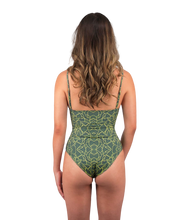 Load image into Gallery viewer, Savannah One Piece Swimsuit in Jungle Print