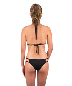 Valeria Two Strap Low Rise Bikini Bottom