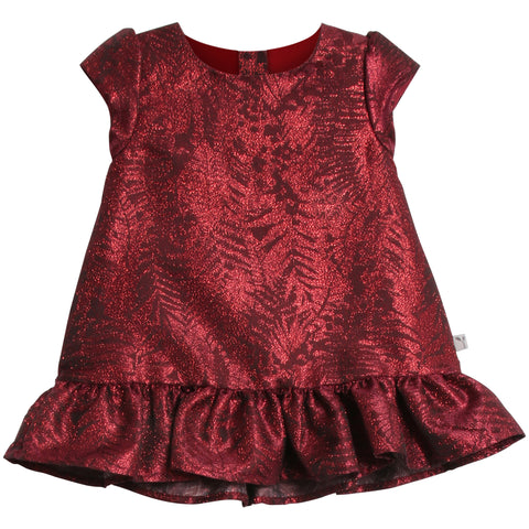 Dress Hellen Dark Berry