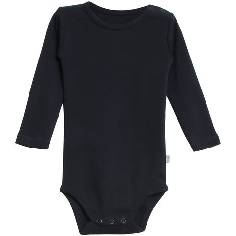 Body Plain LS Navy