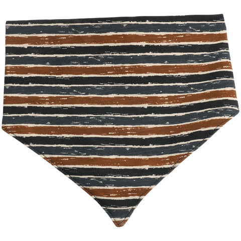 Bib Eden Midnight Blue Stripes
