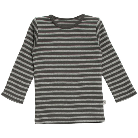 T-Shirt Striped LS Iron