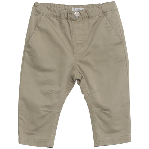 Trousers Noah Dark Khaki