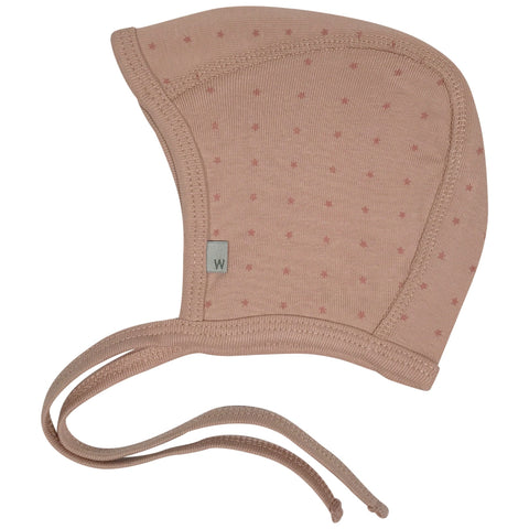 Baby Rib Cap Misty Rose