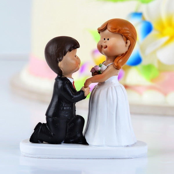 New Style Wedding Cake Topper