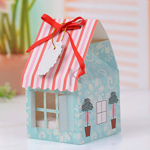 Pretty Single Cupcake Boxes 100pcs
