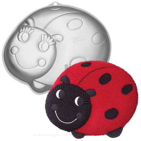 Lady Bug Cake Pan