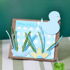 Baby shower Favors Blue 100pcs