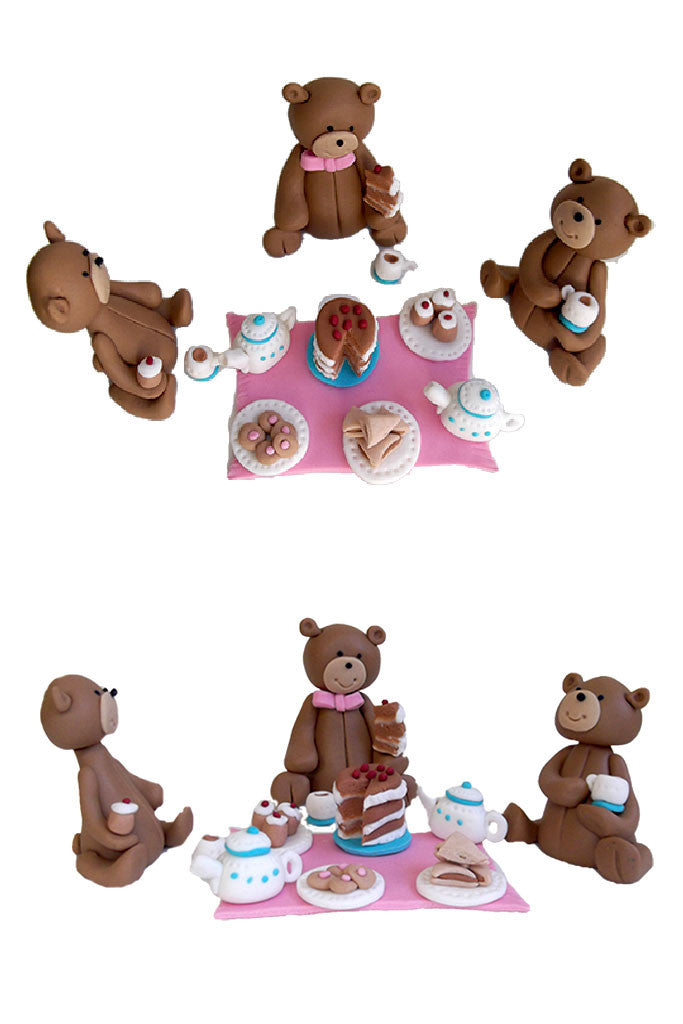Teddy Bears' Picnic Toppers