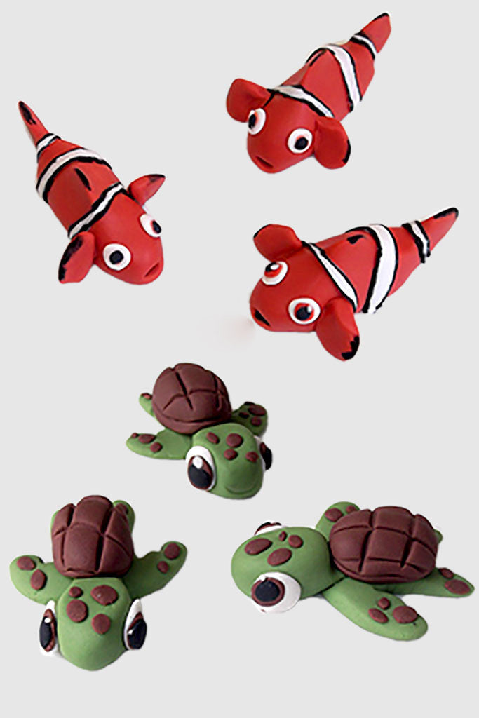 Finding Nemo' Cake Toppers