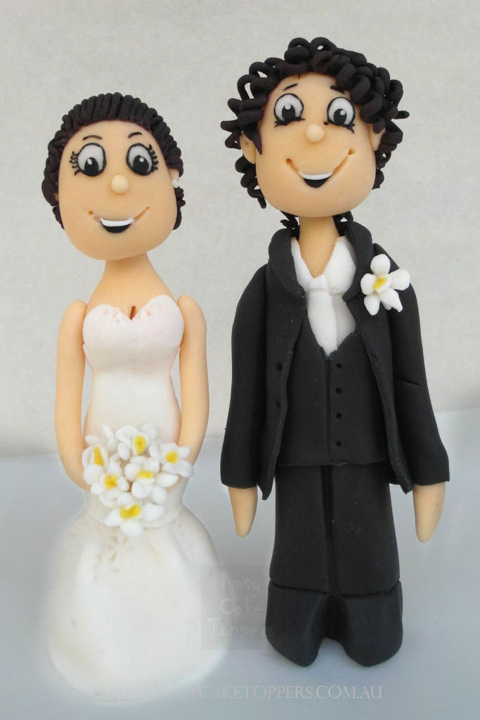 Always And Forever Wedding Cake Toppers Kasy Cake Toppers