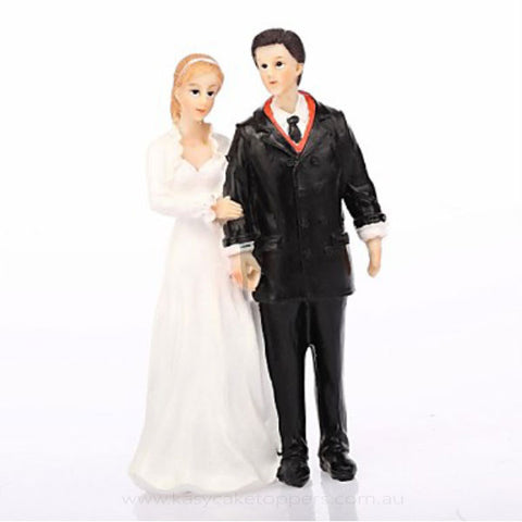 """Forever Love"" Wedding Cake Topper"