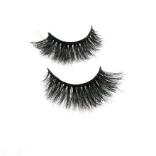 Load image into Gallery viewer, Sapphire Cat Eye 3D Mink Lash  (4309684912209)