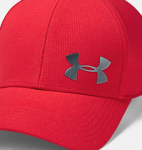 Under Armour Armourvent™ Core Hat Red