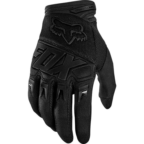 Fox Men's Dirtpaw Gloves Black/Black