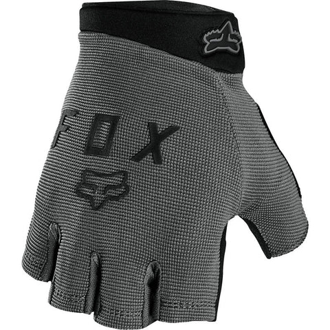 Fox Racing Ranger Gel Short Finger Glove Grey