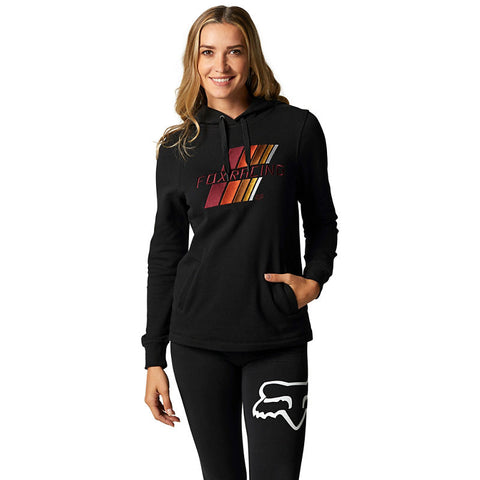 Fox Racing Power Slide Women's Fleece Bunnyhug Black