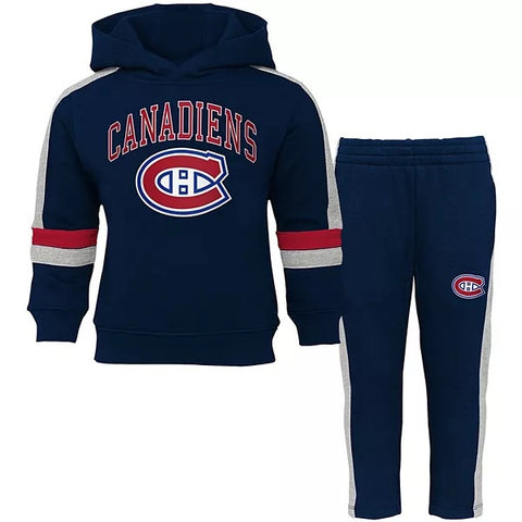 Outerstuff Montreal Canadiens Break out Fleece Set Toddler