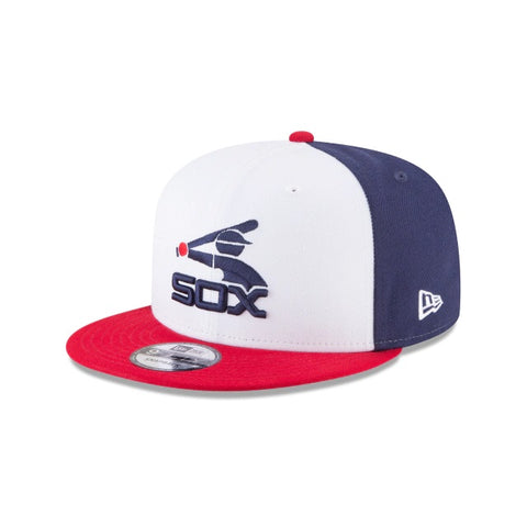 New Era Chicago White Sox Cooperstown Basic 9Fifty Snapback (CHIWHI OTC)